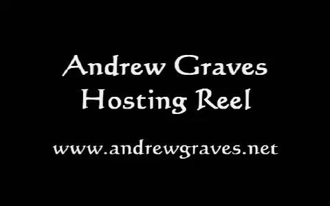Andrew Graves Hosting Reel